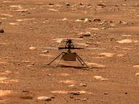 Испытания марсианского вертолета Ingenuity отложили до 14 апреля