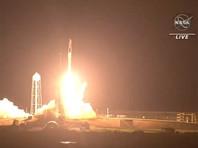 К МКС запустили корабль Crew Dragon с четырьмя астронавтами