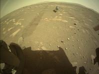 """Марсоход Perseverance установил первый марсианский беспилотник на """"стартовой площадке"""""""