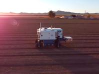 В США создали сельскохозяйственного робота, который уничтожает сорняки лазером (ВИДЕО)