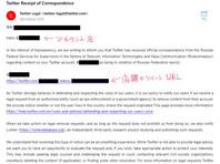 Претензии Роскомнадзора к Twitter затронули микроблоги японских художников