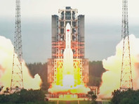 Китай запустил базовый модуль своей новой орбитальной станции
