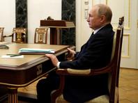 В Кремле сообщили, что Путин не пользуется Zoom