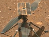 Испытания марсианского вертолета Ingenuity назначили на 19 апреля