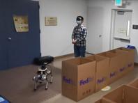В США создали робособаку-поводыря (ВИДЕО)