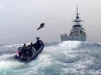 Британские морпехи испытали реактивные ранцы (ВИДЕО)