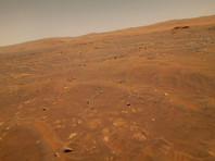 Марсианский вертолет Ingenuity совершил шестой полет. В работе аппарата впервые произошел сбой