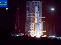 Китай запустил первый грузовой корабль к базовому модулю новой орбитальной станции