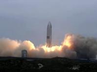 """SpaceX с пятой попытки успешно испытала прототип ракеты Starship в """"прыжке"""" на 10 километров (ВИДЕО)"""