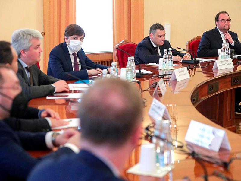 Расширенное заседание комитета по информационной политике, информационным технологиям и связи