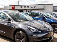 Tesla снизила цены своих электрокаров