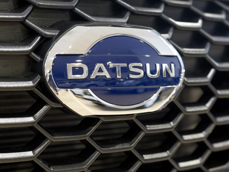 В России прекратят производство машин под брендом Datsun, которым владеет компания Nissan
