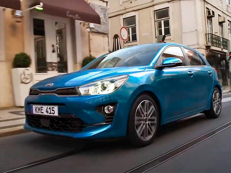 Южнокорейская компания Kia представила обновленный хэтчбек Rio для европейского рынка. Продажи автомобиля в Европе планируется начать в третьем квартале этого года