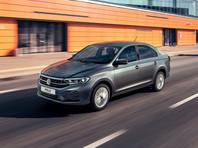 В России стартовали продажи обновленного лифтбека Volkswagen Polo