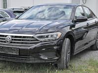 В России начались продажи обновленного седана Volkswagen Jetta