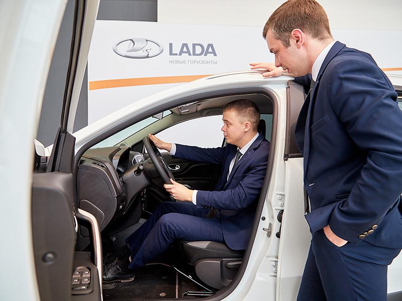 """""""АвтоВАЗ"""" в третий раз за год поднял цены на все модели Lada"""