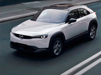 Первый серийный электрокар Mazda оказался дешевле конкурентов