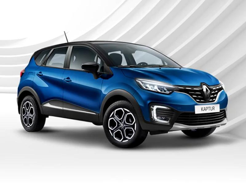Компания Renault представила обновленный кроссовер Kaptur для России