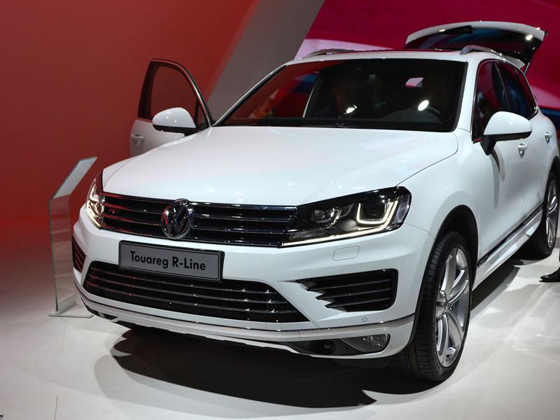 """Компания """"Фольксваген Груп Рус"""" (официальный представитель концерна Volkswagen в России) объявила об отзыве 1099 автомобилей Volkswagen Touareg, изготовленных в 2019 году"""