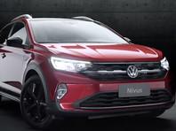 Компания Volkswagen представила компактный купе-кроссовер Nivus