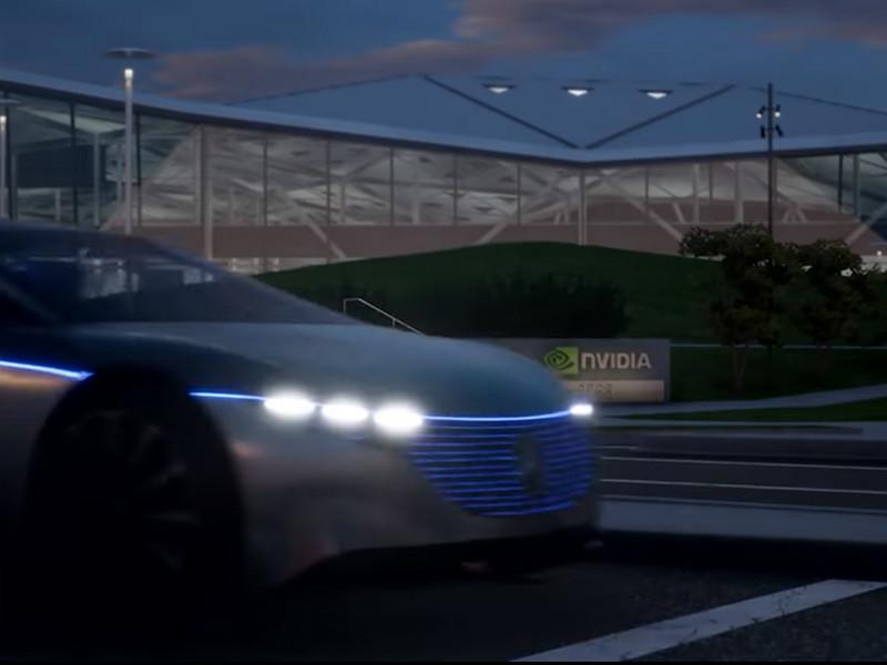 Автопроизводитель Mercedes-Benz и IT-компания Nvidia, занимающаяся выпуском видеокарт и разработками в области машинного обучения, договорились о совместной разработке компьютерной платформы нового поколения для автомобилей