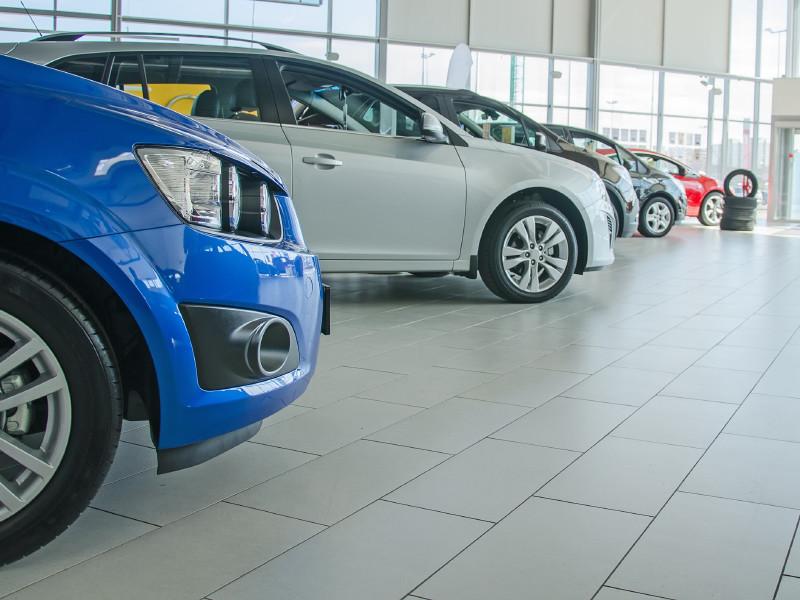 Майские продажи машин в Европе упали на 56,8%