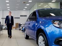 Расходы россиян на покупку новых автомобилей упали на 10,3%