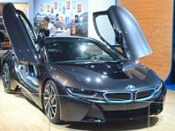BMW сняла с производства гибридный спорткар i8