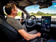 Компания Ford представила систему автопилота для машин