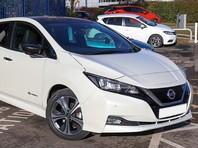 В мае в России купили всего 15 новых электромобилей