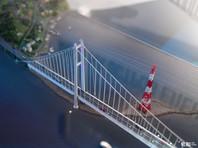 Во Владивостоке построят автомобильный мост почти за 60 млрд рублей