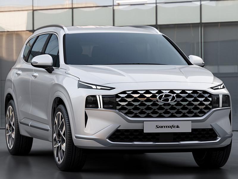 Компания Hyundai официально представила обновленный Santa Fe, который существенно изменился по сравнению с нынешним поколением модели