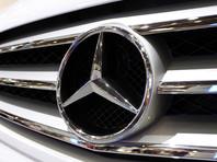 Mercedes-Benz отзывает в России 4,3 тыс. машин
