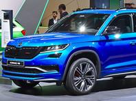 В России отзывают почти 2,5 тыс. машин Skoda и Volkswagen из-за риска утечки топлива