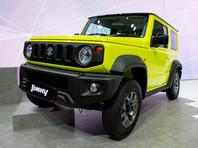 Suzuki прекратит продажи компактного внедорожника Jimny в Европе