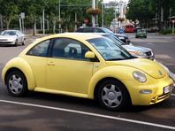 """Volkswagen может возродить """"Жука"""" в виде электромобиля"""