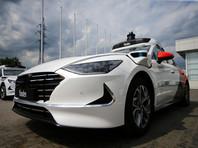 Первые беспилотные такси в Москве появятся не раньше 2024 года