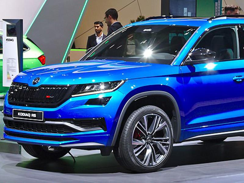 Отзыву подлежат 2 472 автомобиля Skoda Kodiaq и Volkswagen Tiguan, изготовленных в период с 2019 по 2020 год