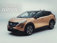 Ранее компания зарегистрировала название новой модели в России, поэтому есть вероятность, что Nissan Ariya доберется до отечественного рынка