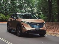 Nissan представила электрический кроссовер Ariya, который доберется до российского рынка (ВИДЕО)