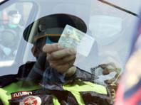 За полгода в Москве возбудили почти 170 уголовных дел за дачу взятки инспекторам ГИБДД