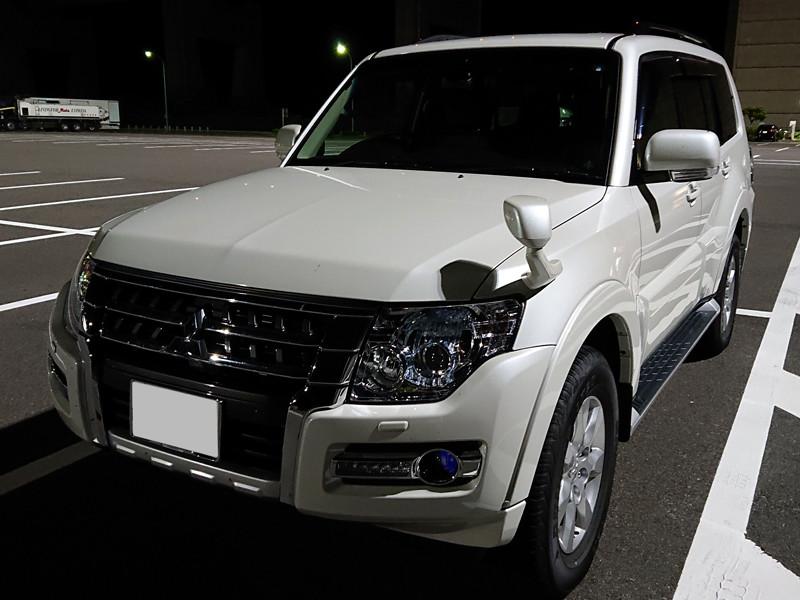 Mitsubishi планирует полностью прекратить производство внедорожника Pajero