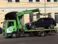 Проспект Мира возглавил список столичных улиц, с которых чаще всего эвакуируют неправильно припаркованные машины