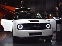 Первый электрокар Honda выйдет на рынок в конце октября