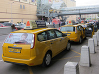 Столичные власти планируют до конца года запустить систему контроля таксистов