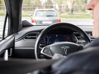 Автопилот Tesla научился распознавать знаки ограничения скорости при помощи камер
