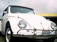 """""""Большой жук"""": энтузиасты из США собрали копию VW Beetle размером с Hummer"""