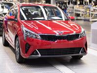 Российское представительство компании Kia объявило цены на обновленный седан Rio, производство которого началось на прошлой неделе на заводе компании в Санкт-Петербурге
