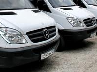 В России отзывают 1,7 тыс. Mercedes-Benz Sprinter из-за проблем с тормозами