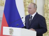 Путин пообещал, что на развитие дорожной сети в РФ выделят 6 трлн рублей